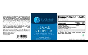 Flame Stopper details